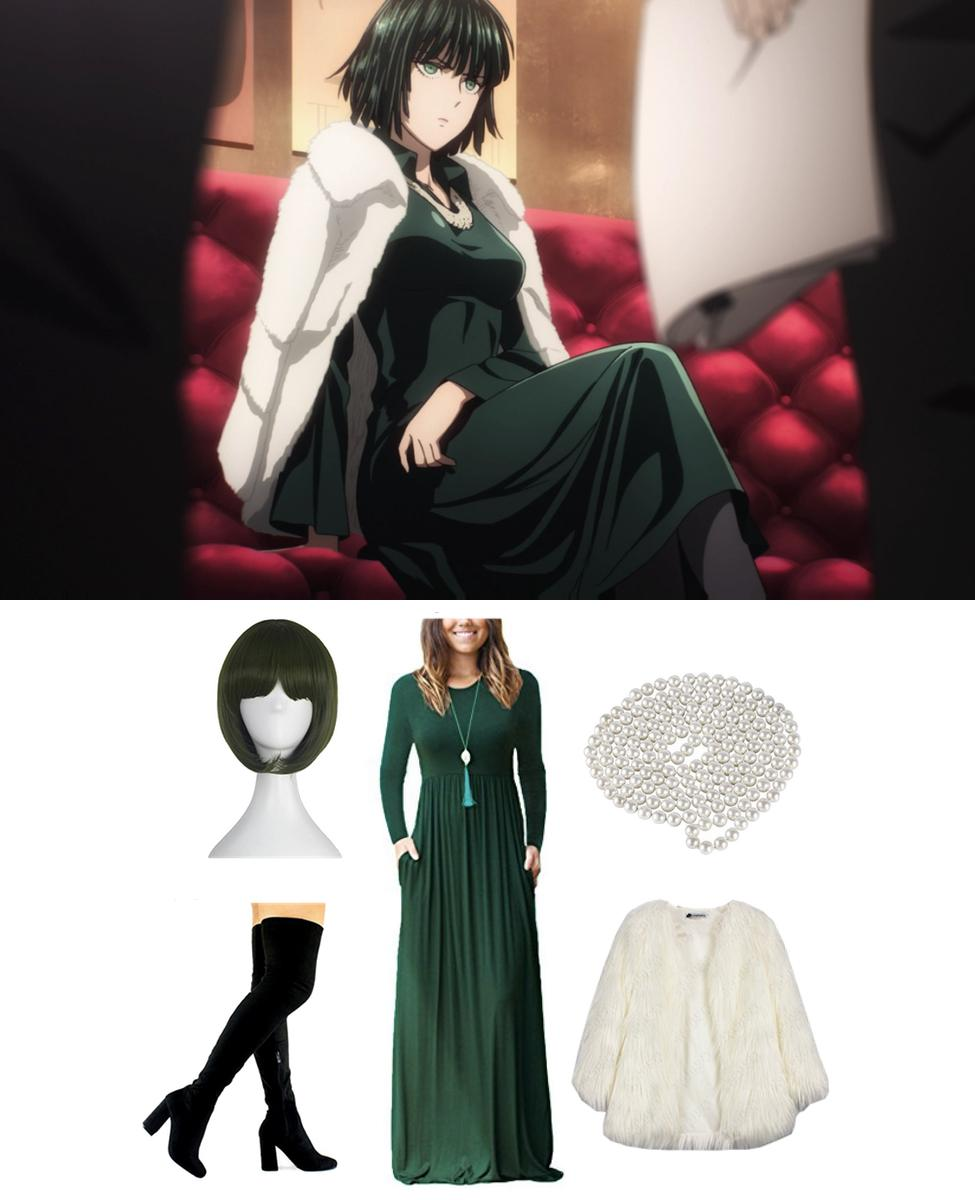 Fubuki from One-Punch Man Cosplay Guide