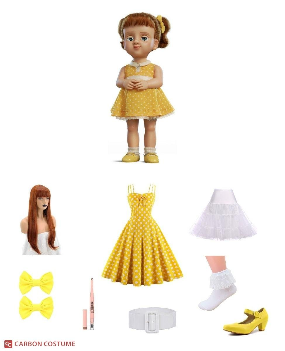 Gabby Gabby from Toy Story 4 Cosplay Guide
