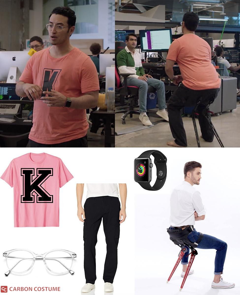 Gabe from Silicon Valley Cosplay Guide