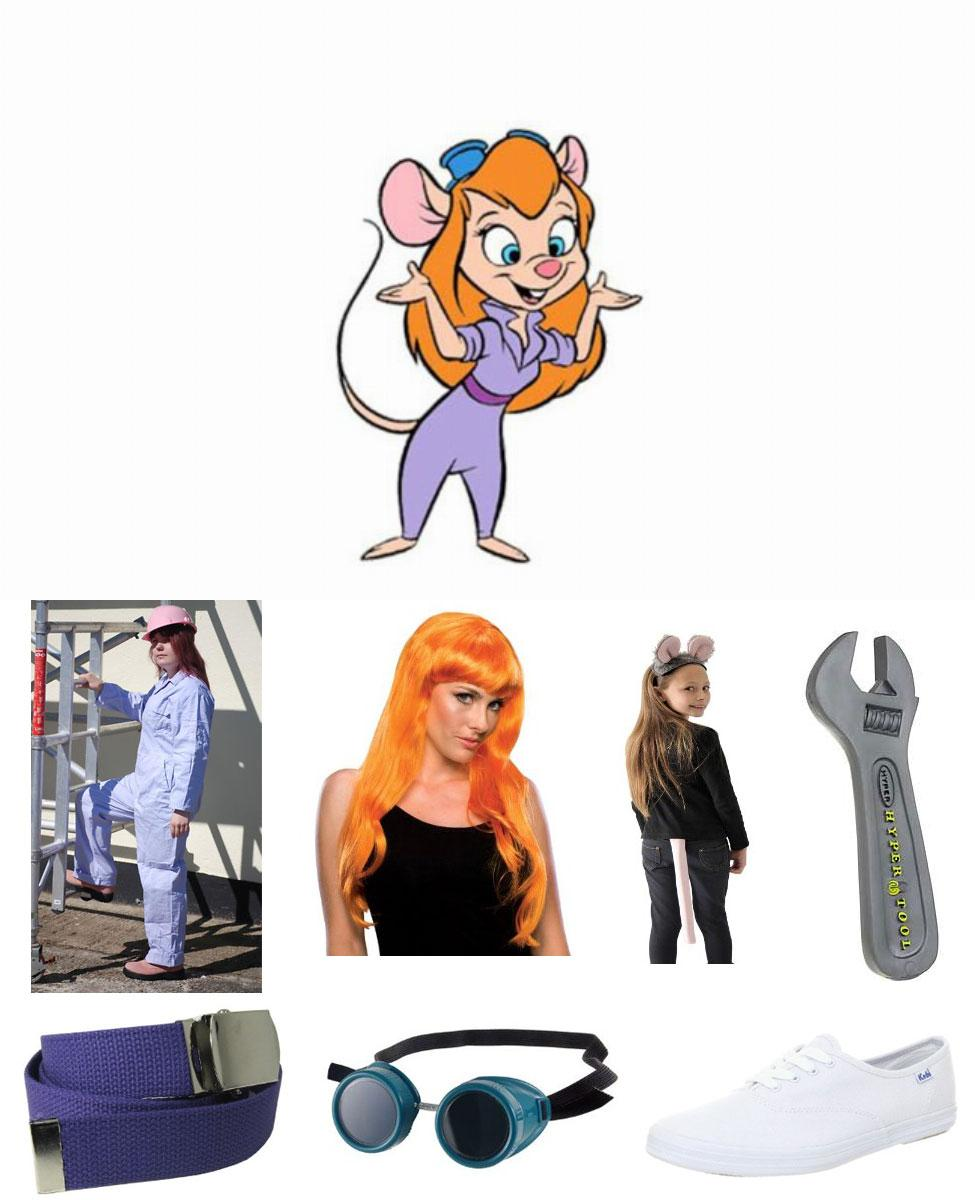 Gadget Hackwrench Cosplay Guide