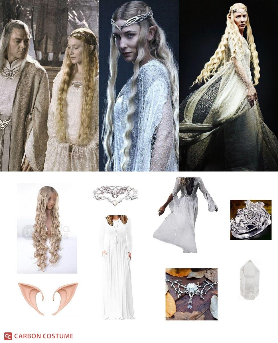 Galadriel Cosplay Guide