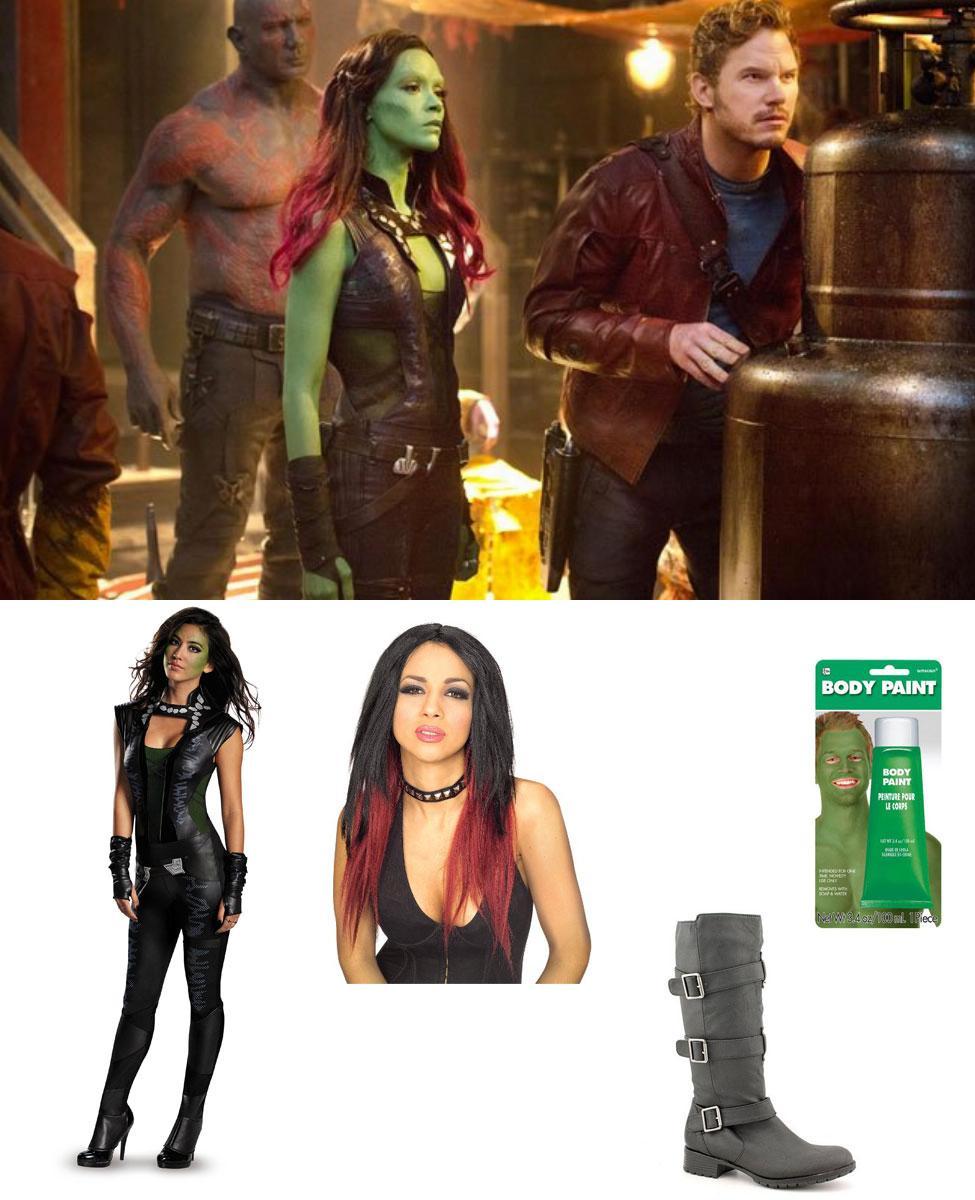 Gamora Cosplay Guide