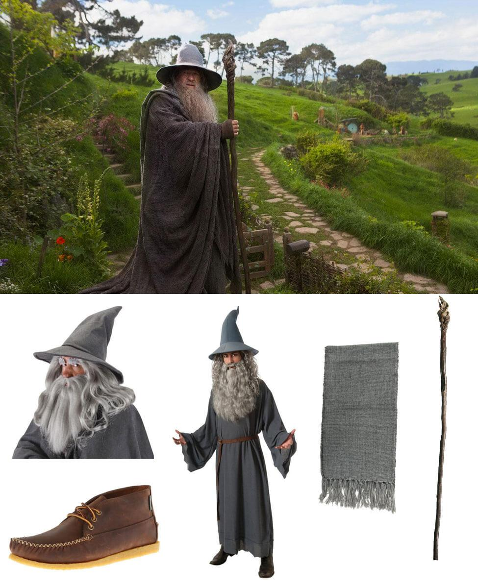 Gandalf the Grey Cosplay Guide