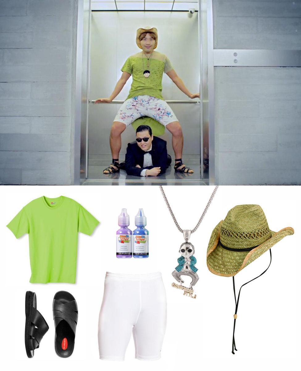 Gangnam Style Elevator Cowboy Cosplay Guide