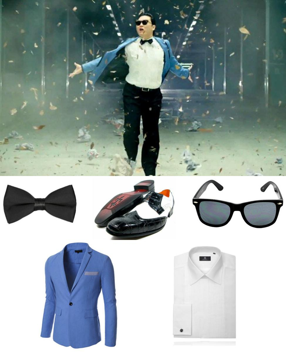 Gangnam Style PSY Cosplay Guide