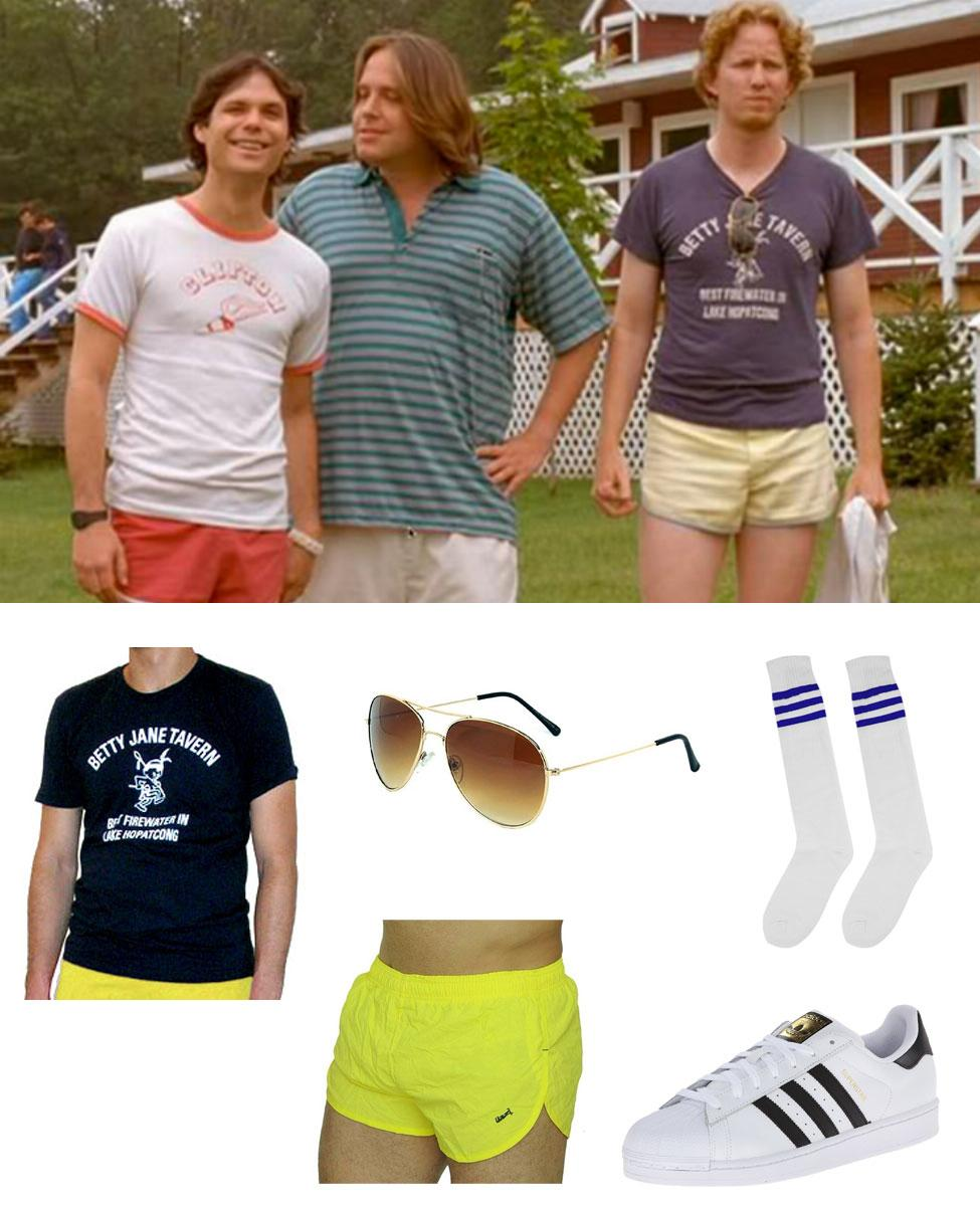 Gary from Wet Hot American Summer Cosplay Guide