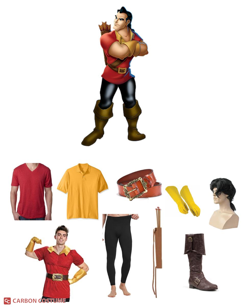 Gaston from Beauty and the Beast Cosplay Guide