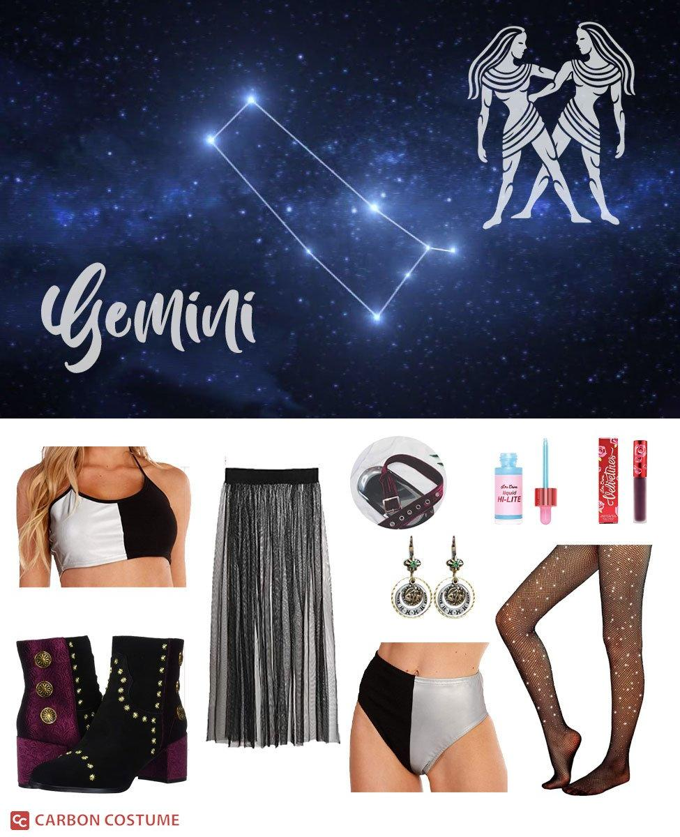 Gemini Cosplay Guide