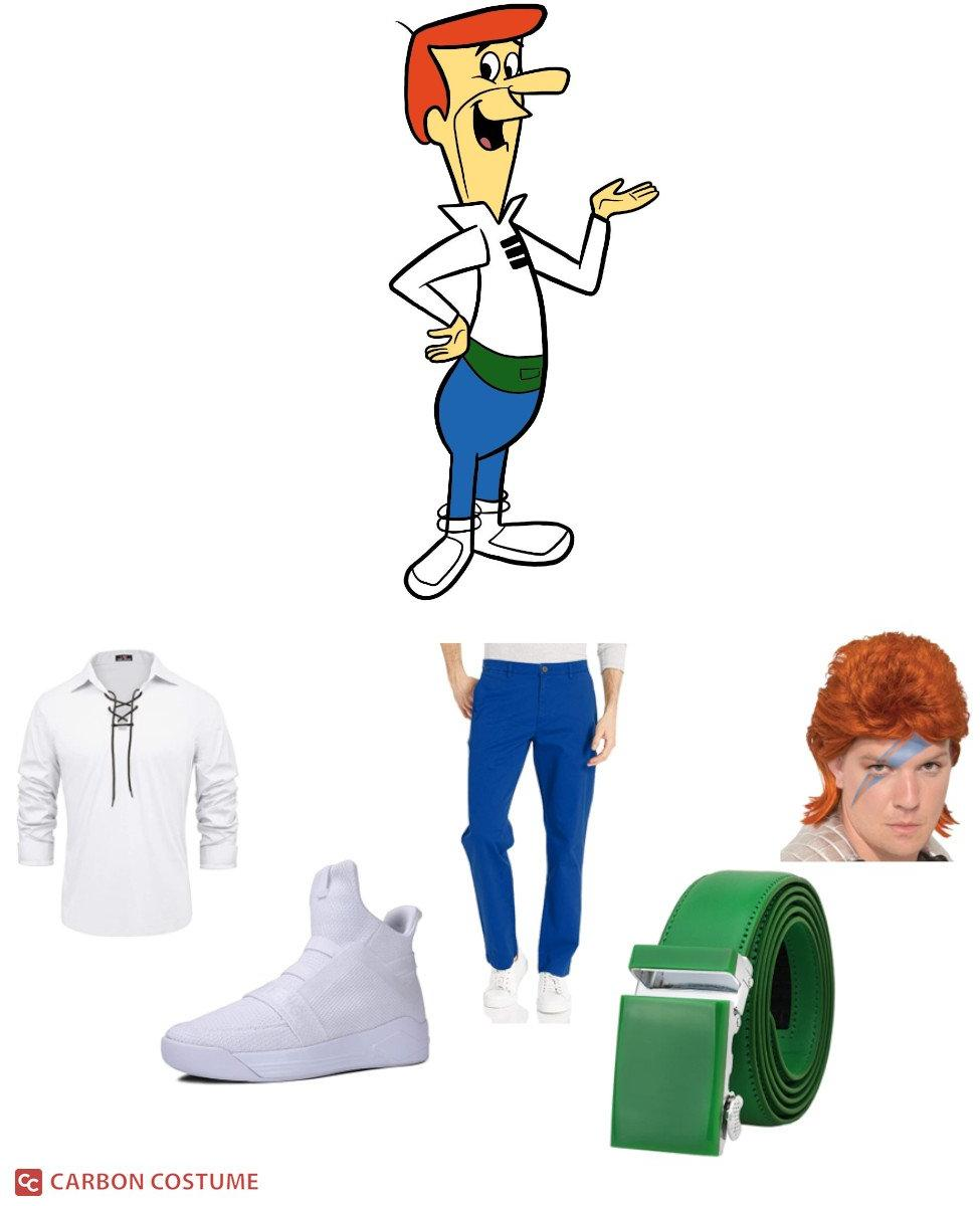 George Jetson from The Jetsons Cosplay Guide