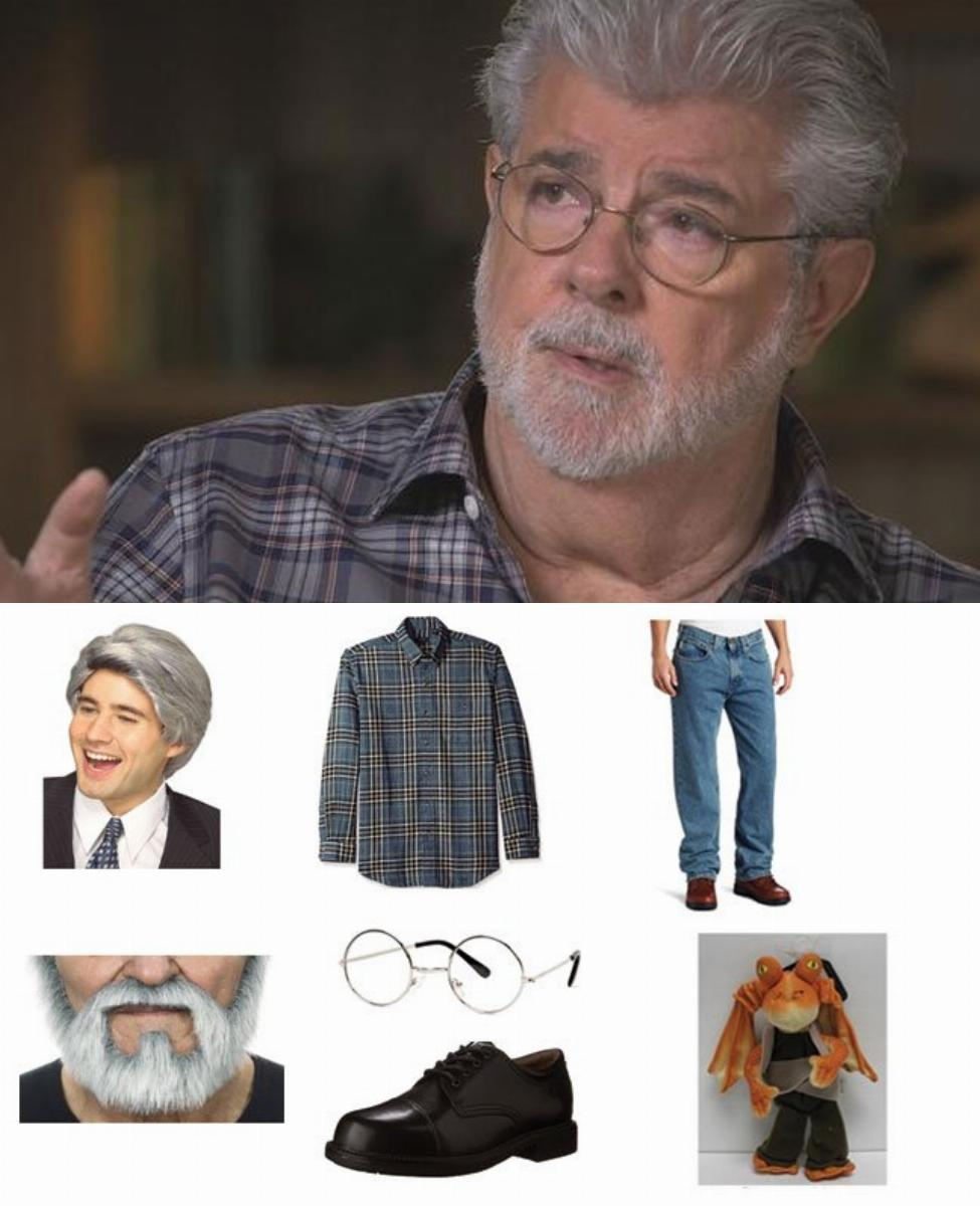 George Lucas Cosplay Guide