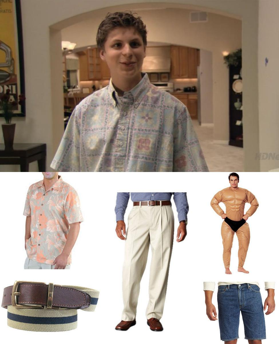 George Michael Bluth Cosplay Guide