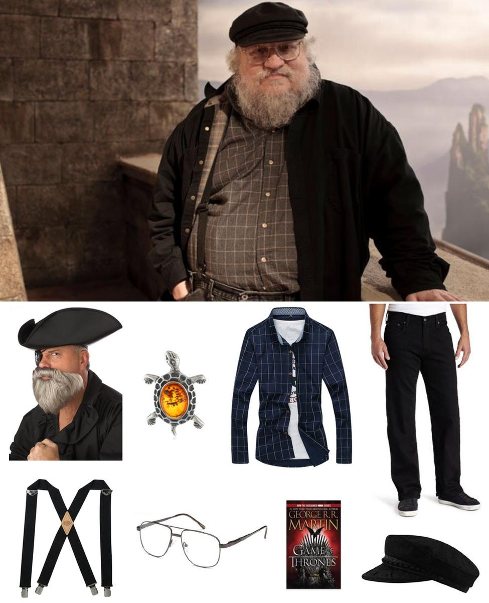 George R. R. Martin Cosplay Guide