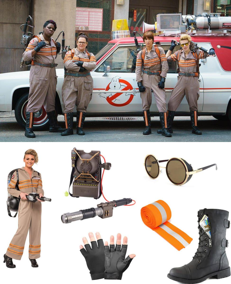 Ghostbusters (2016) Cosplay Guide