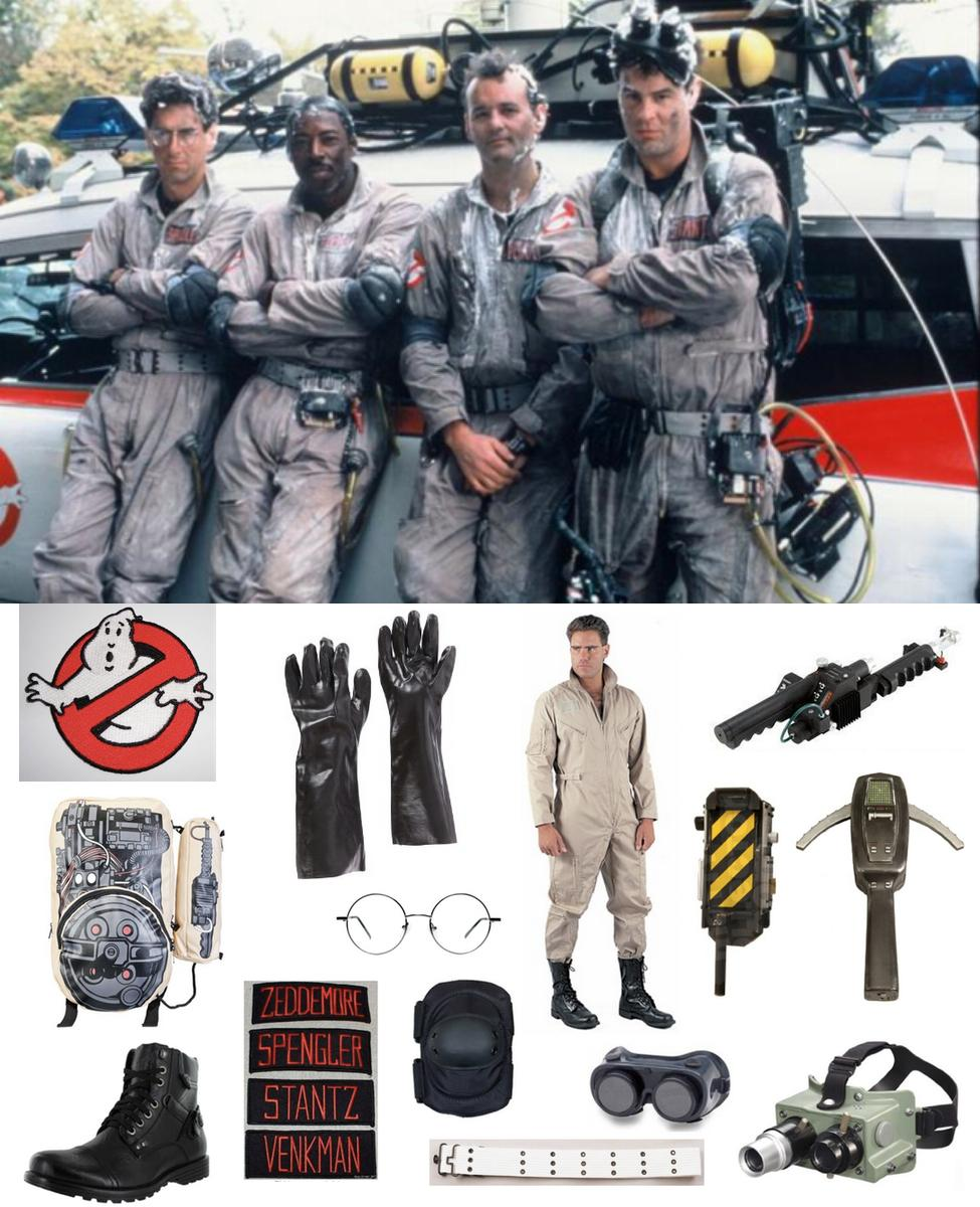 Ghostbusters Cosplay Guide