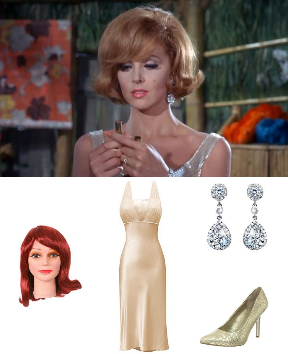 Ginger Grant Cosplay Guide