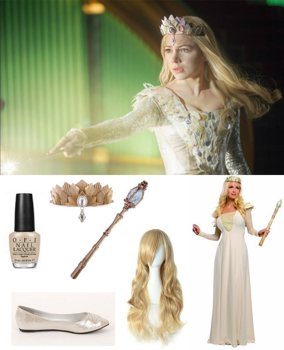 Glinda from Oz the Great and Powerful Cosplay Guide