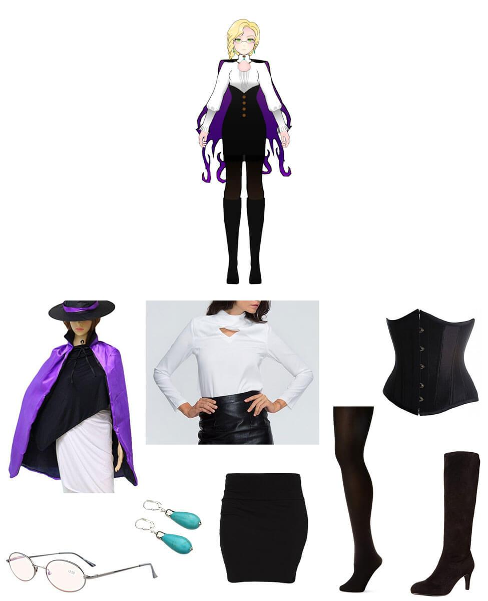 Glynda Goodwitch Cosplay Guide