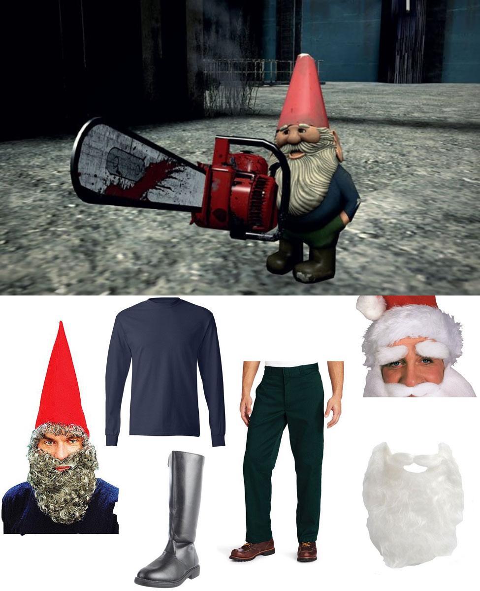 Gnome Chompski Cosplay Guide