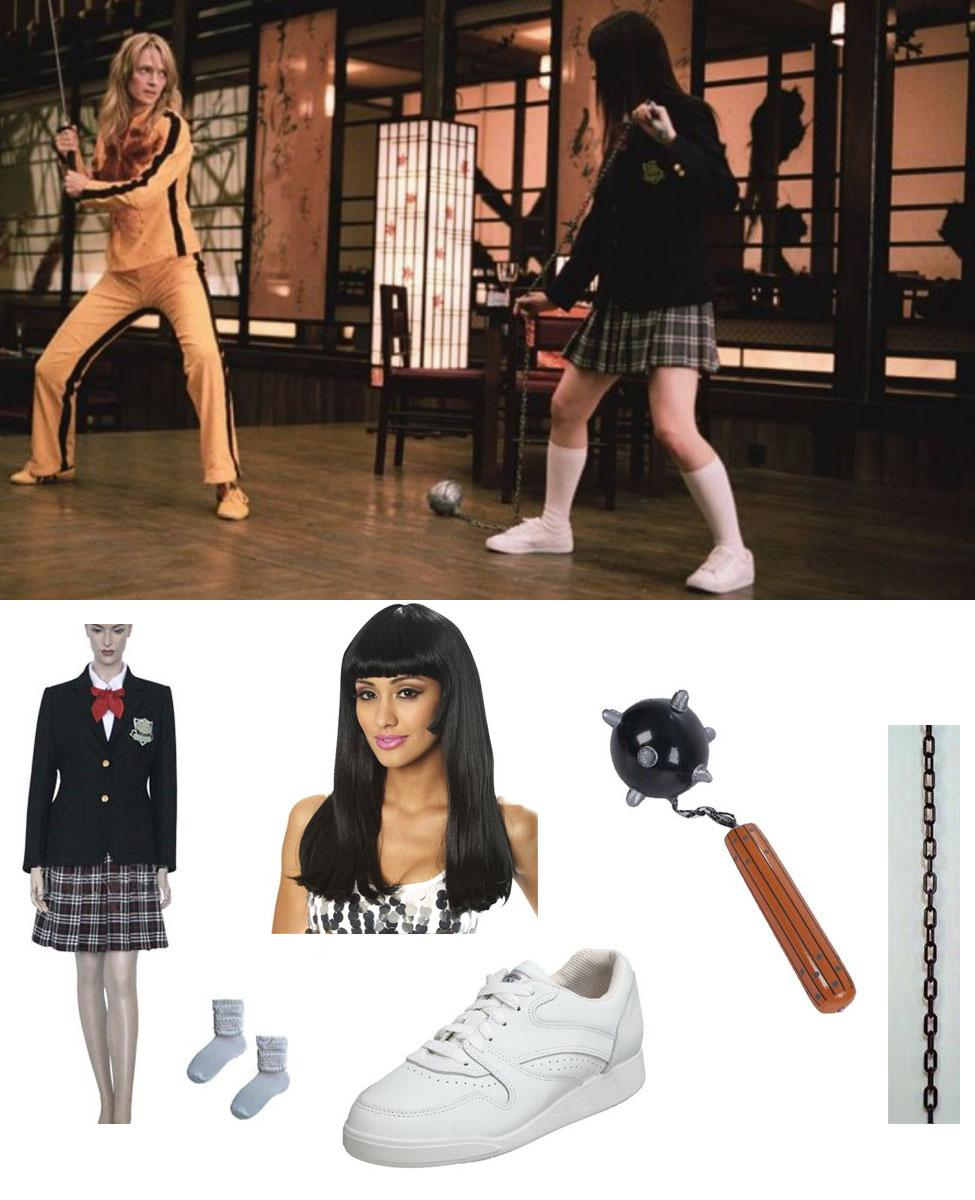 Gogo Yubari Cosplay Guide
