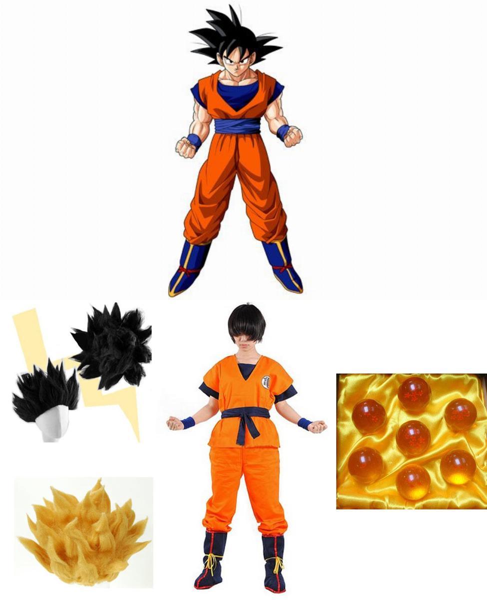 Goku Cosplay Guide
