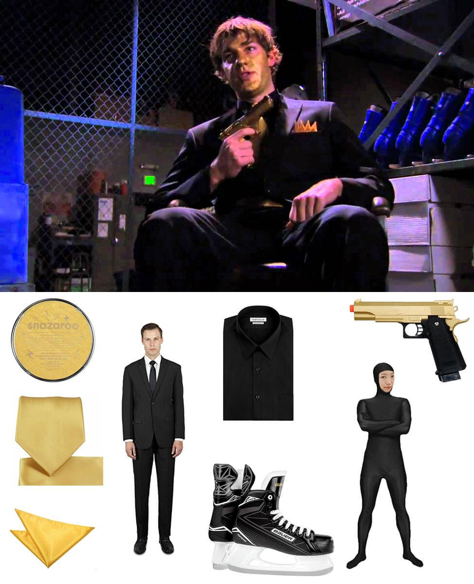 Goldenface Cosplay Guide