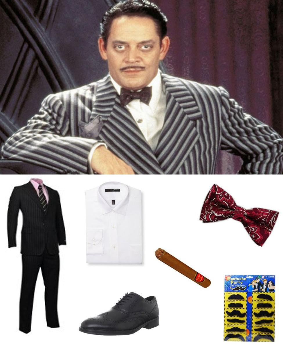 Gomez Addams Cosplay Guide