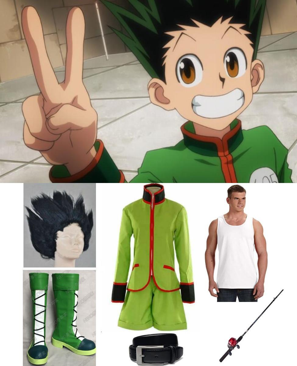 Gon Freecss Cosplay Guide