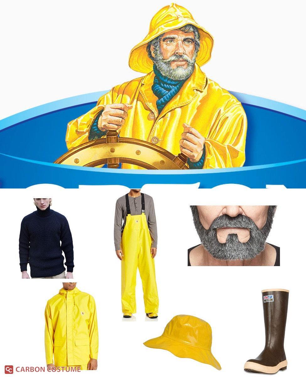 Gorton's Fisherman Cosplay Guide