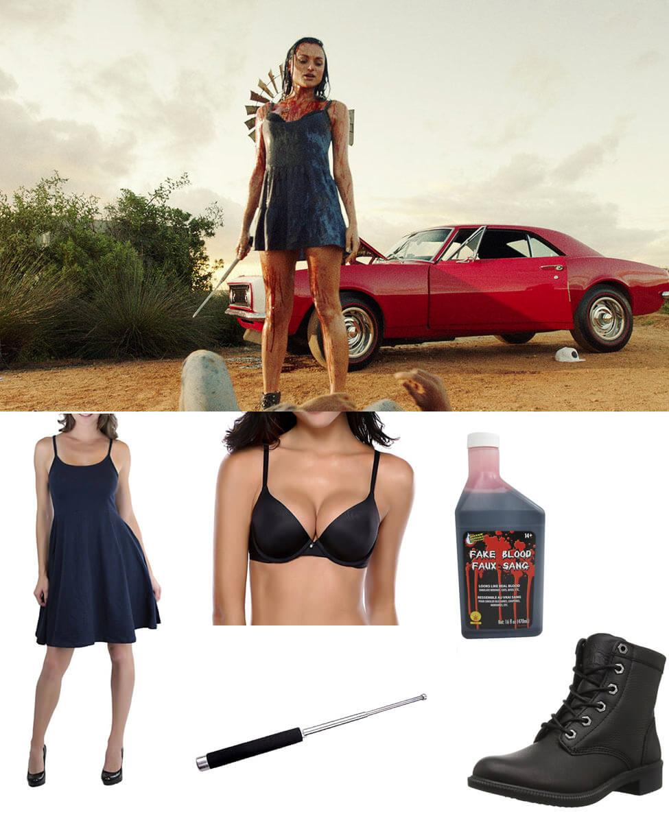 Grace D'Argento from Blood Drive Cosplay Guide