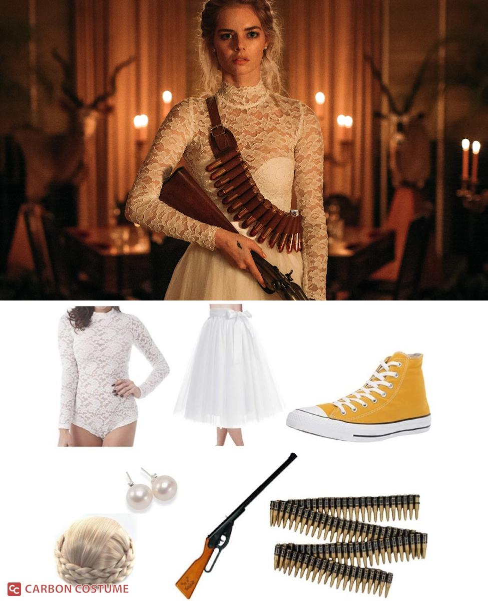 Grace (the Bride) from Ready or Not Cosplay Guide