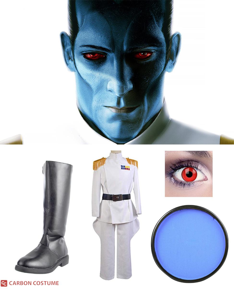 Grand Admiral Thrawn Cosplay Guide