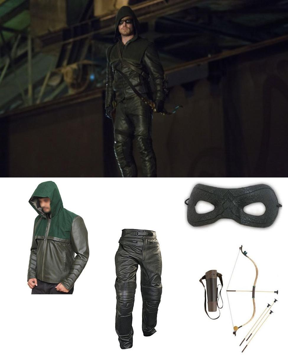 Green Arrow Cosplay Guide
