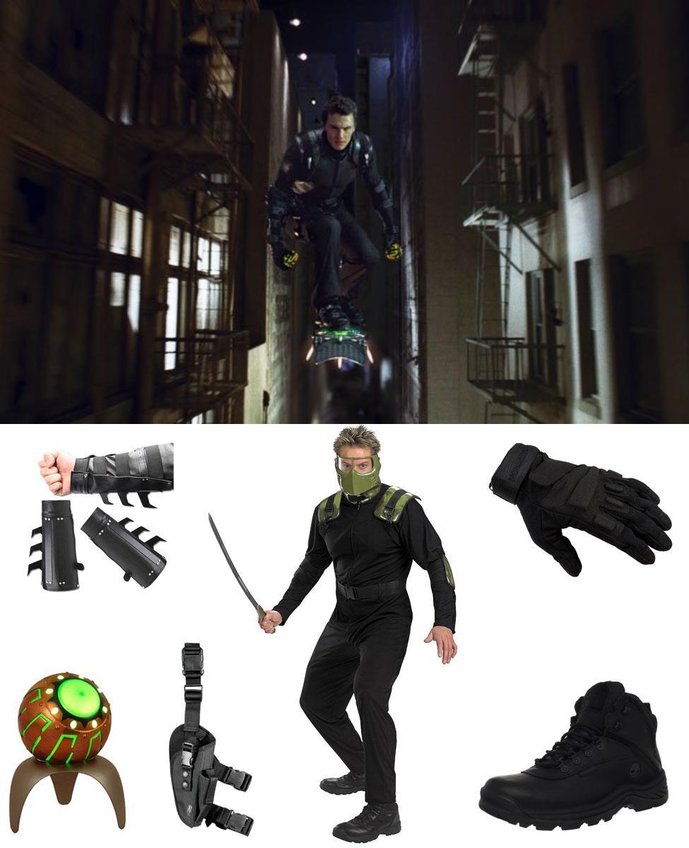 Green Goblin Cosplay Guide