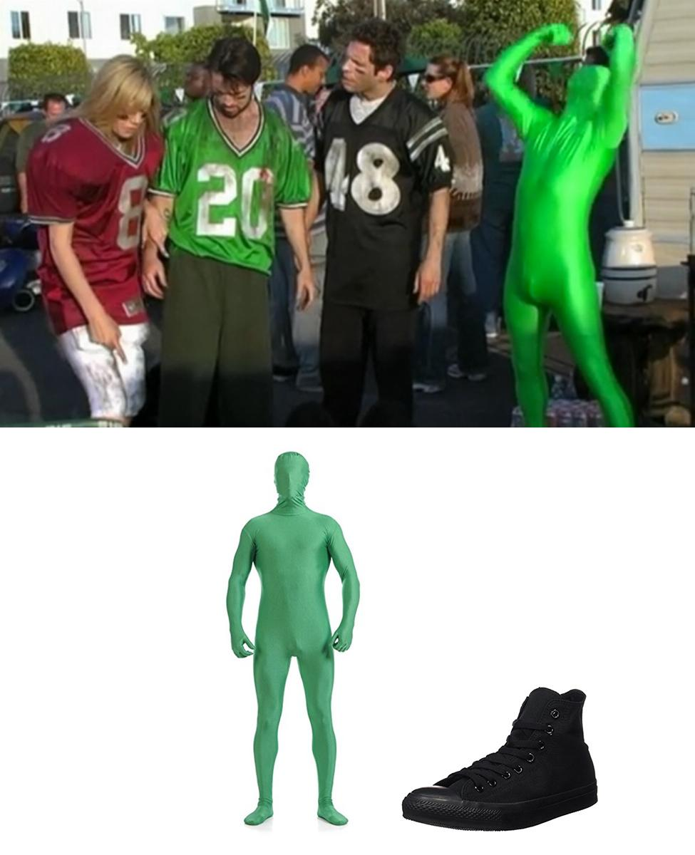 Green Man Cosplay Guide
