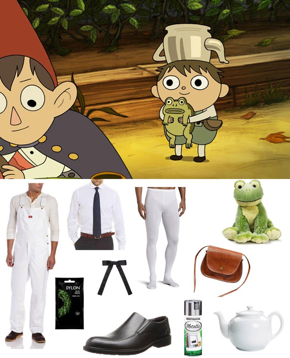 Greg from Over the Garden Wall Cosplay Guide