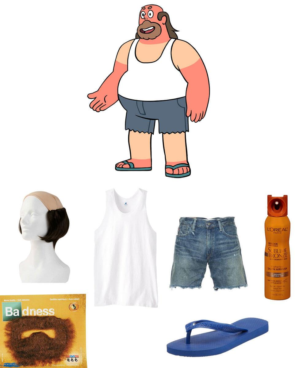 Greg Universe Cosplay Guide
