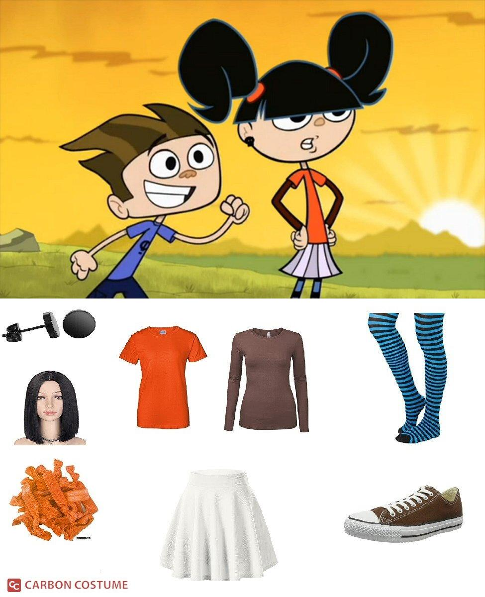 Gretchen from Camp Lakebottom Cosplay Guide