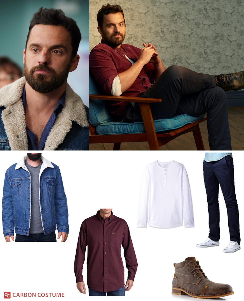 Grey McConnell from Stumptown Cosplay Guide