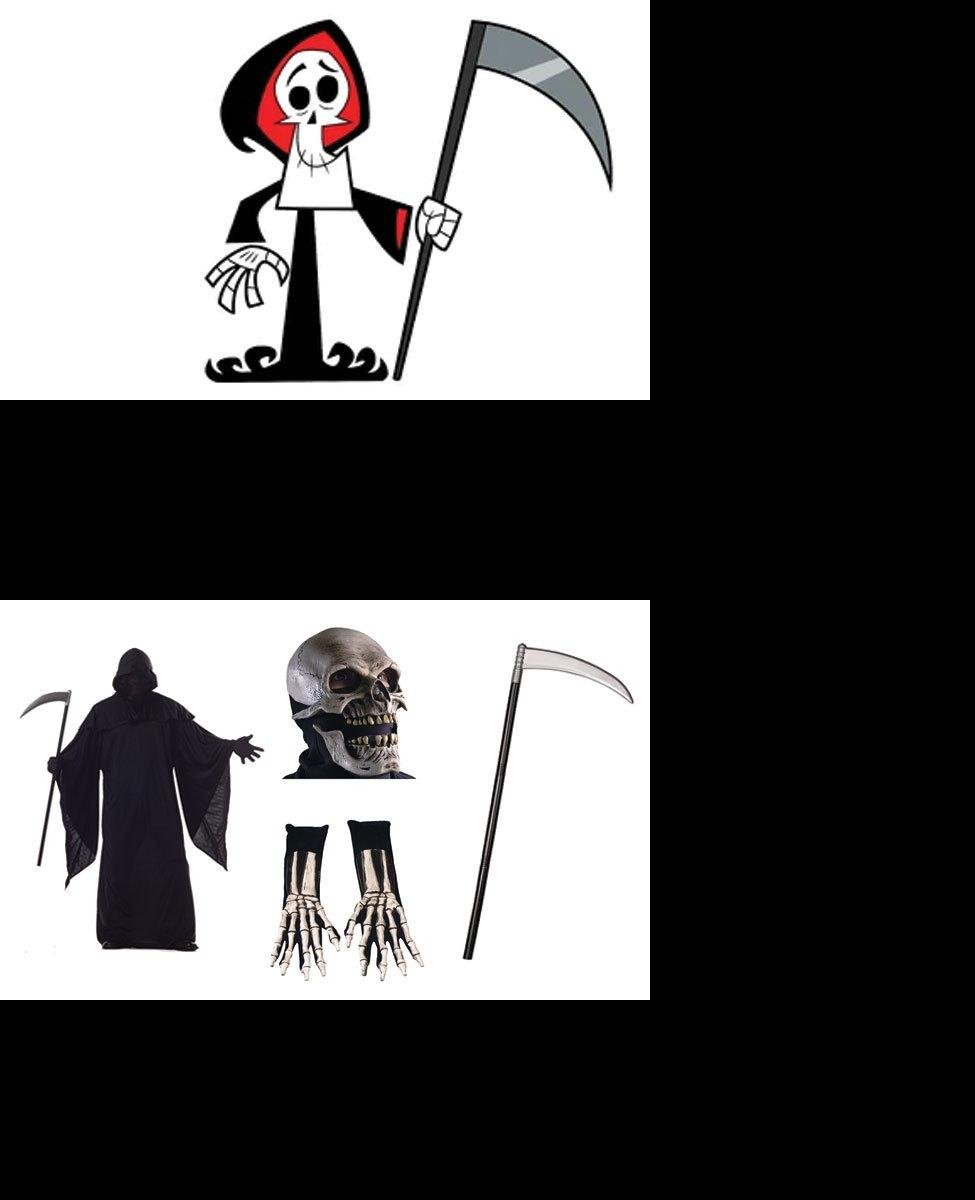 Grim Cosplay Guide