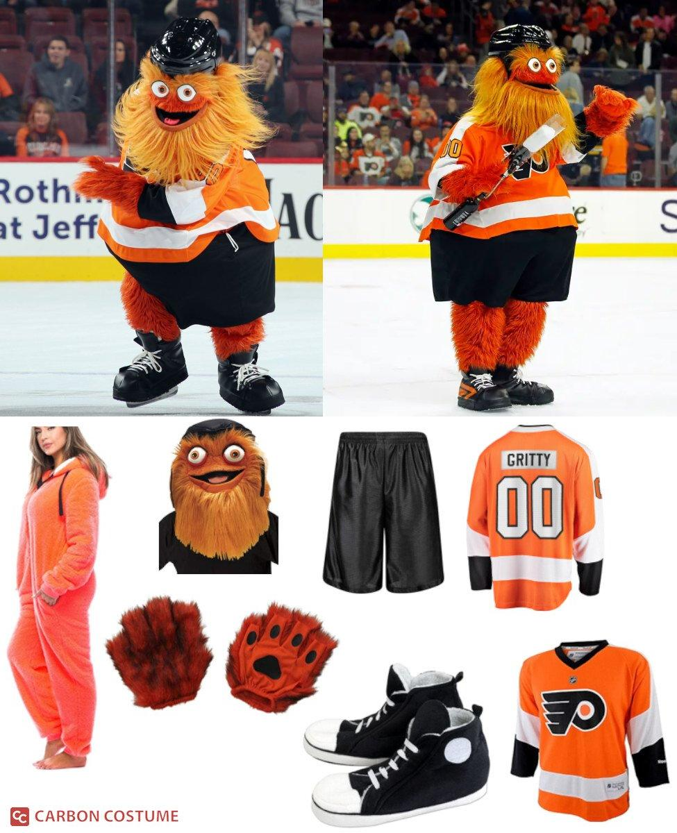 Gritty Cosplay Guide