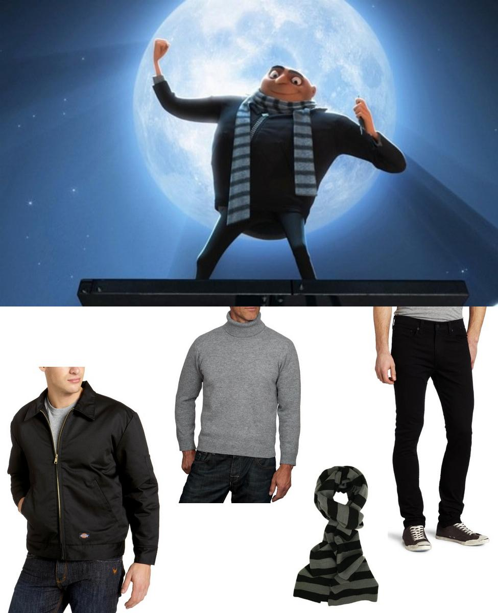 Gru Cosplay Guide