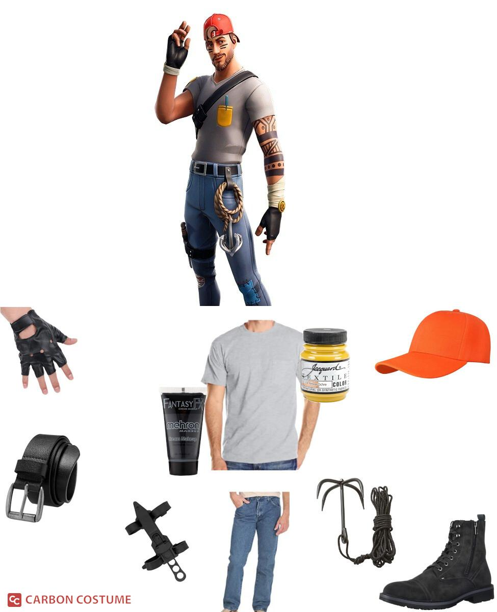 Guild from Fortnite Cosplay Guide