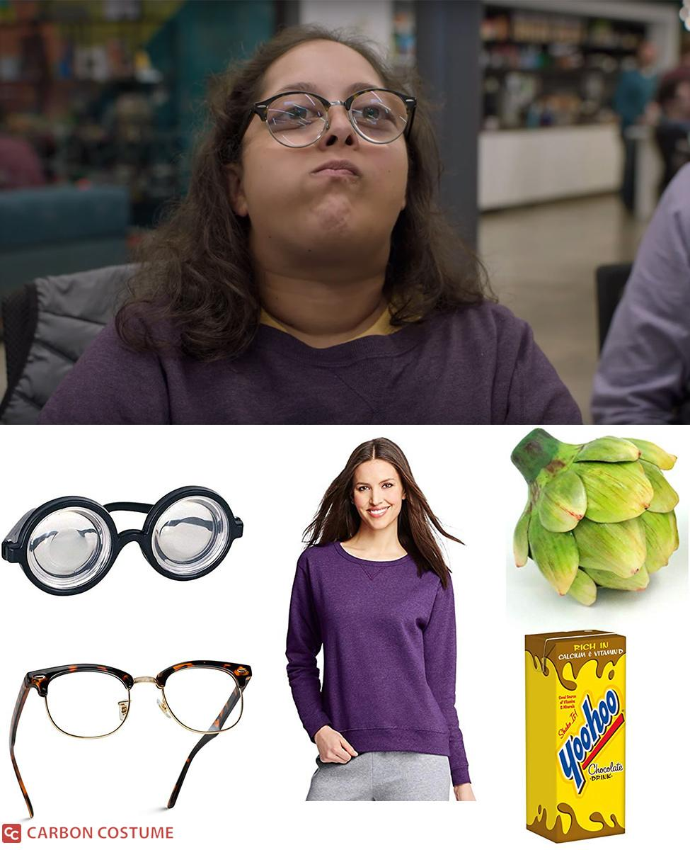 Gwart from Silicon Valley Cosplay Guide