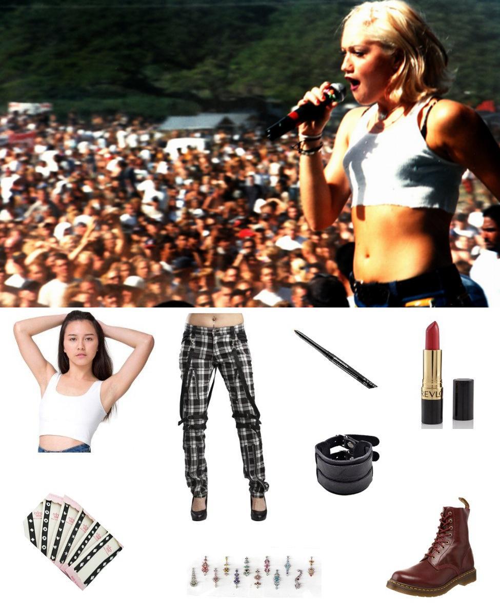 Gwen Stefani Cosplay Guide