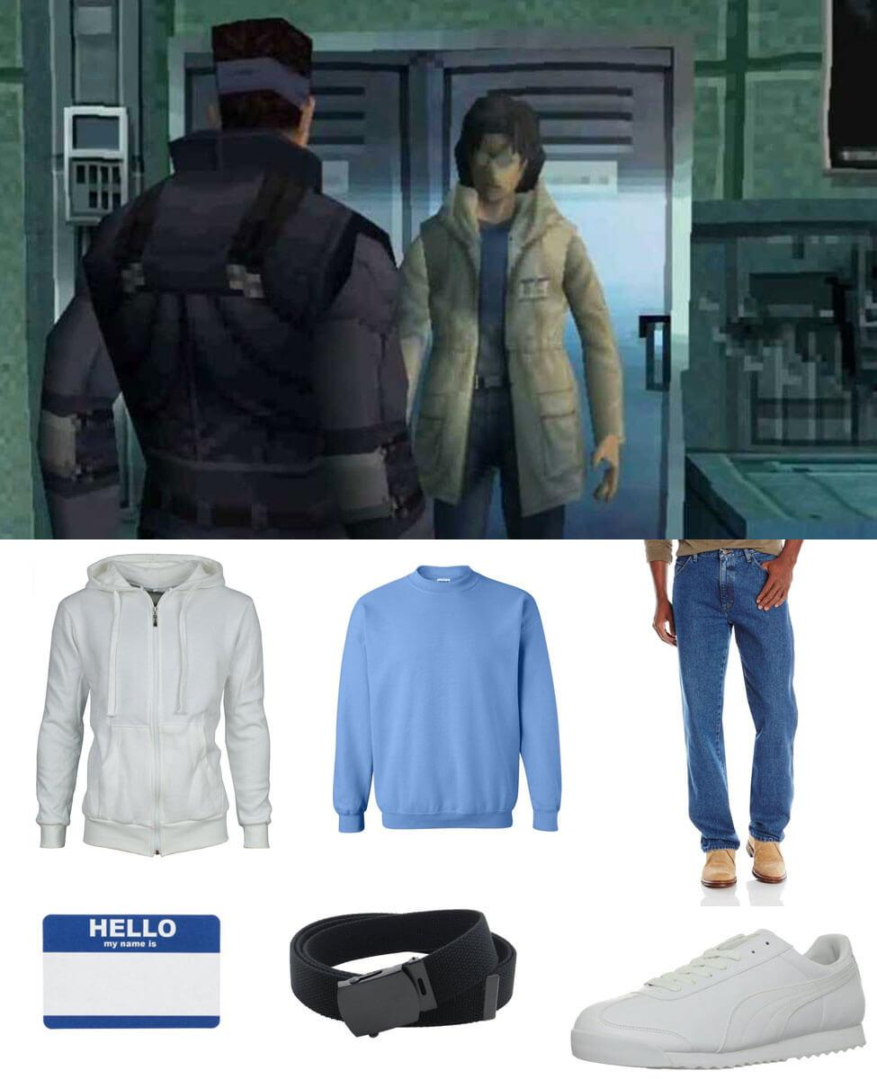 Hal Emmerich Cosplay Guide