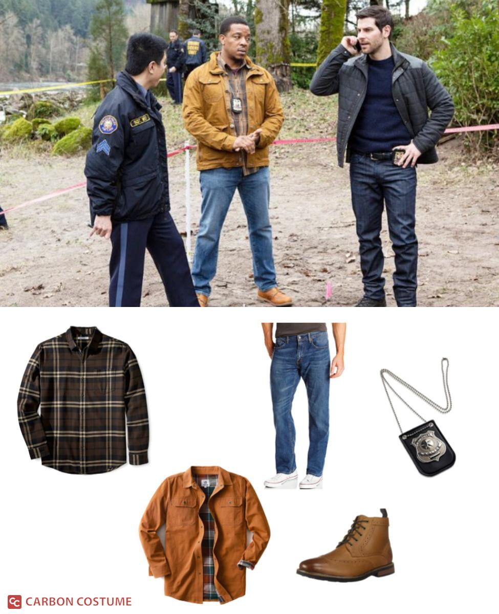 Hank Griffin from Grimm Cosplay Guide