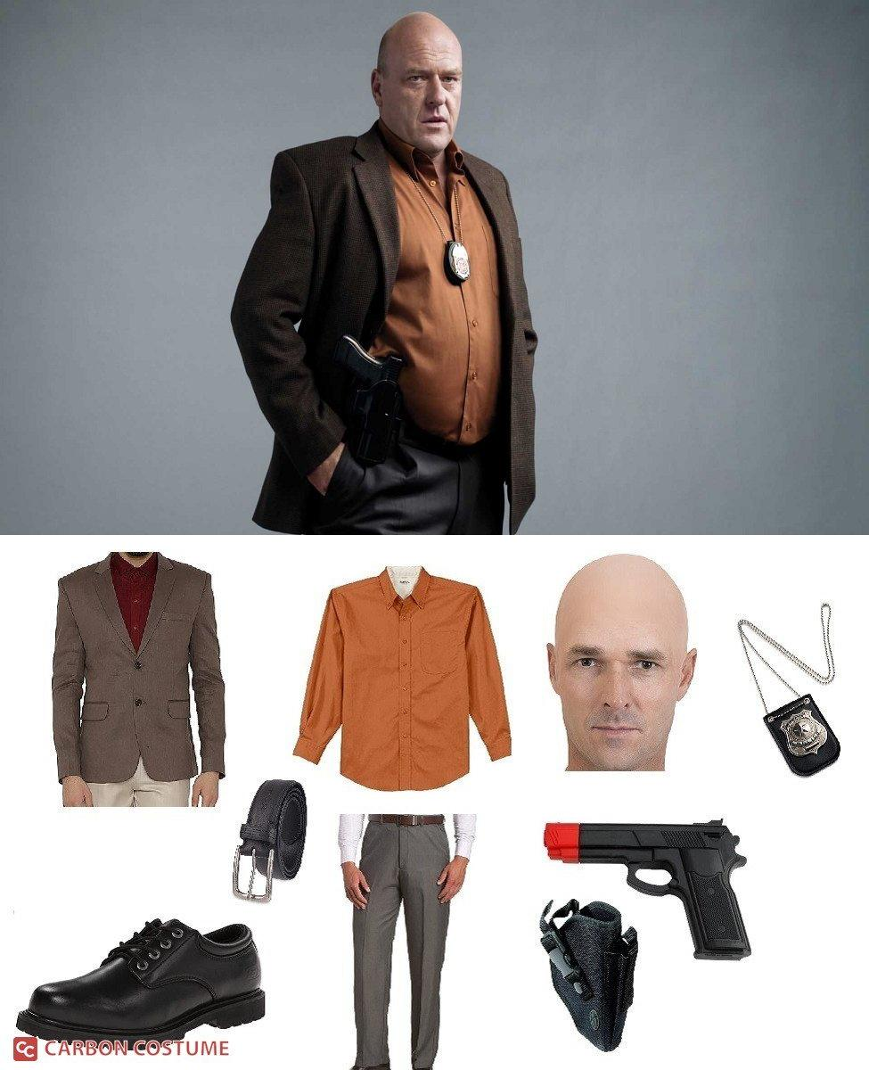 Hank Schrader from Breaking Bad Cosplay Guide