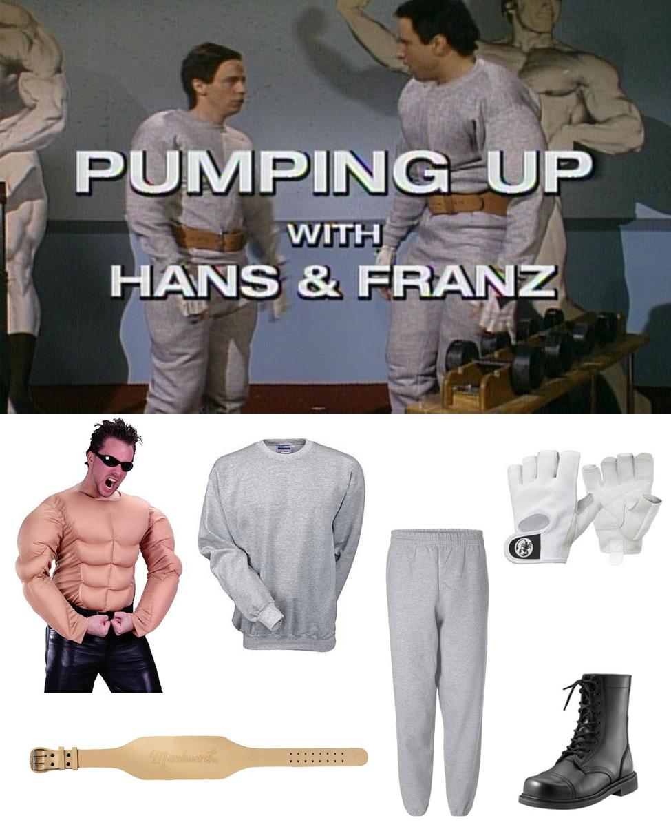 Hans and Franz Cosplay Guide