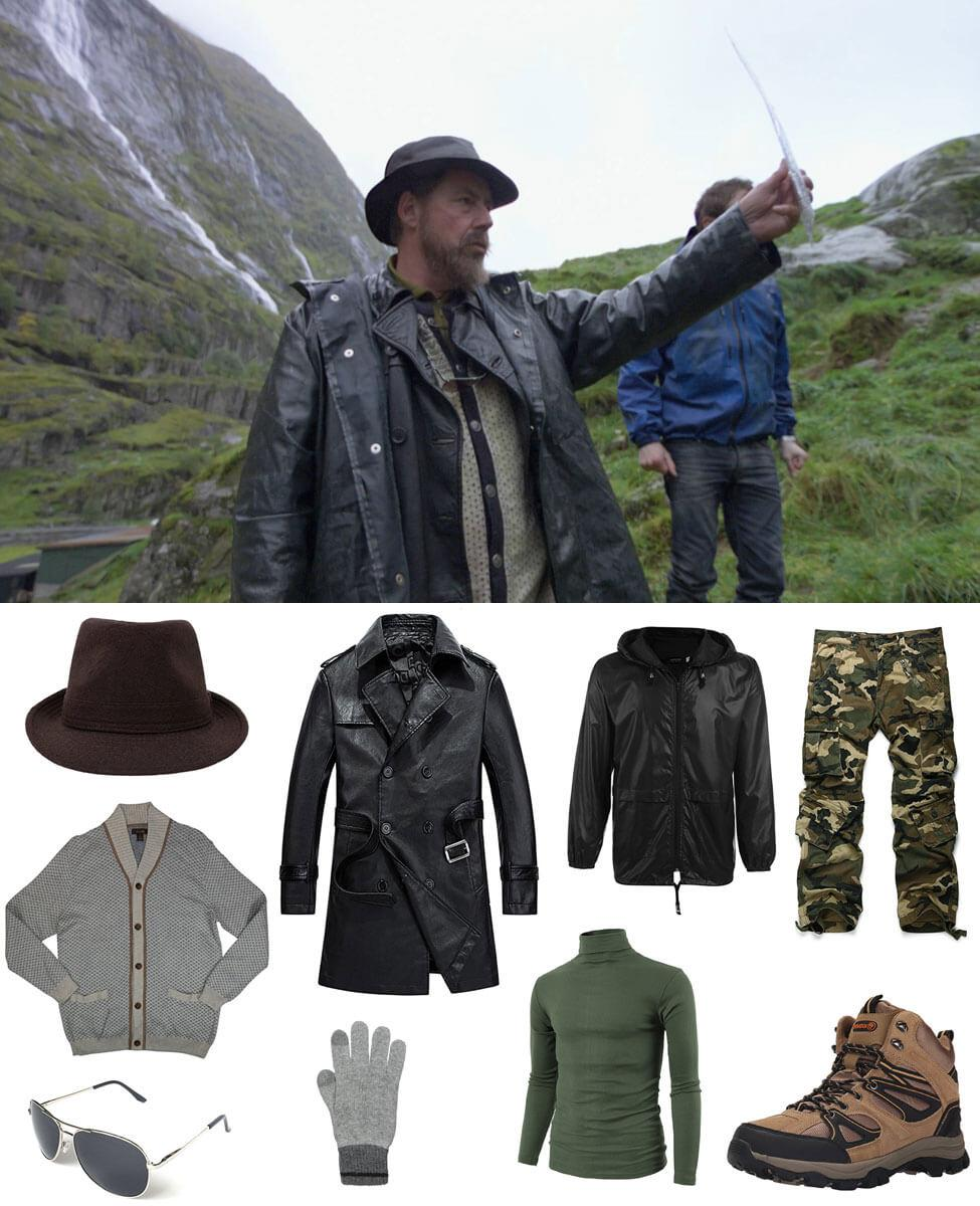 Hans from Trollhunter Cosplay Guide