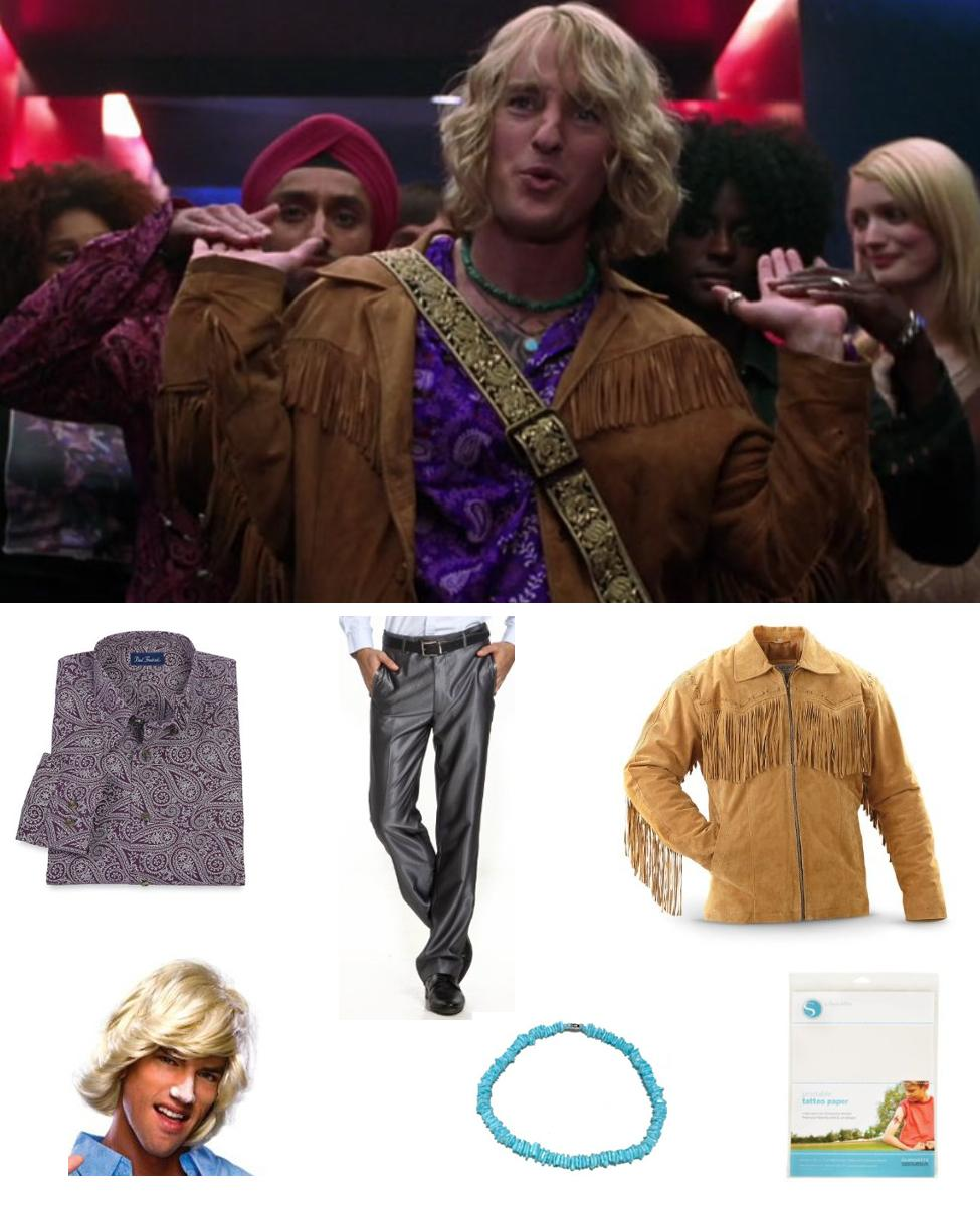 Hansel McDonald Cosplay Guide